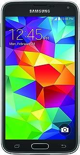 Samsung Galaxy S5 G900A 16GB - AT&T (Renewed) (Black)