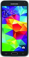 Samsung Galaxy S5 G900A 16GB - AT&T (Renewed) (Black)
