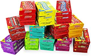 Candy Mix - 36 Individual Boxes of Ferrara Candy Favorites- Lemonhead, Applehead, Cherryhead, Red Hots, Boston Baked Beans and More Boxes of Bulk Candy (Mini Boxes)