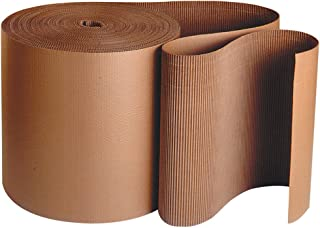 Aviditi A Flute Single Face Corrugated Roll, 250' X 12