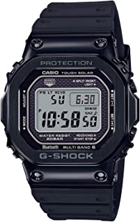 Men's Casio G-Shock Full Metal Digital Black Watch GMWB5000G-1