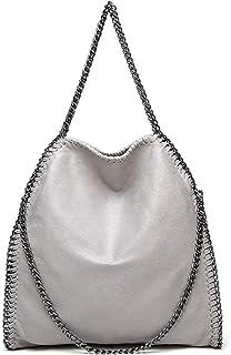 wholesale graue tasche mit kettenhenkel 98d63 38364