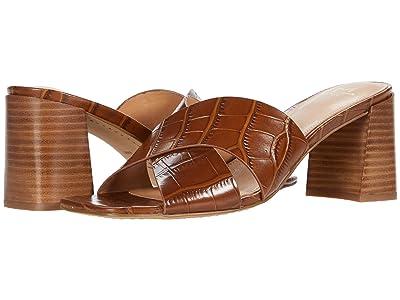 Marc Fisher LTD Saydi (Medium Brown Leather) Women