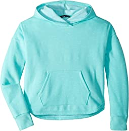 Long and The Short of It Pullover Hoodie (Little Kids/Big Kids)