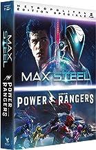 Max steel + power rangers [Francia] [DVD]