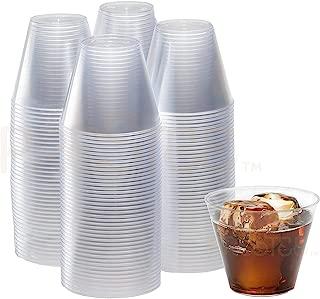 clear plastic wine glasses bulk