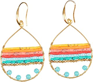 Best turquoise beaded jewelry Reviews