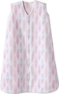 Halo Safe Dreams Micofleece Wearable Blanket, Feather Ombre, Medium