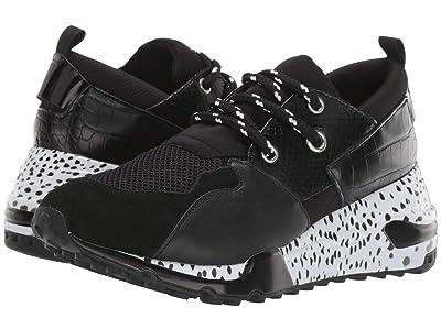 Steve Madden Cliff Sneaker (Black Multi) Women