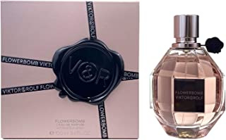 Viktor & Rolf Flowerbomb Eau De Parfum Spray for Women, 3.4 Fl Oz