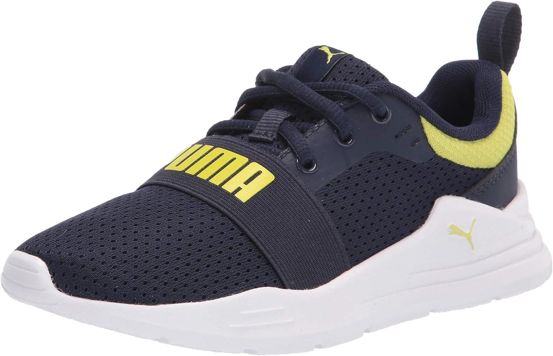 Cheap sale PUMA Unisex-Child Wired shopping Sneaker Run