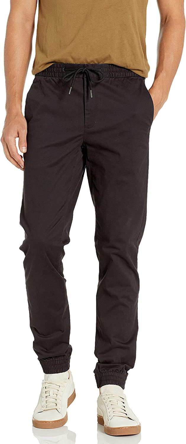 Goodthreads Men's Slim-Fit Safety and trust Selling rankings Pant Jogger