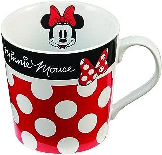 Disney Minnie Mouse 12 Oz. Ceramic Mug 89061