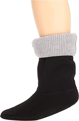 Original Short Boot Sock Rib Cuff