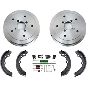 Both Left and Right 2006 For Suzuki XL-7 Rear Drum Brake Shoes Set with 2 Years Manufacturer Warranty