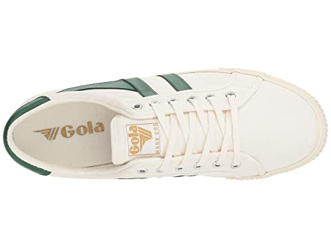 Gola Tennis Off-White/Green Professional Cheap Online Buy Online Cheap sZiFAXA