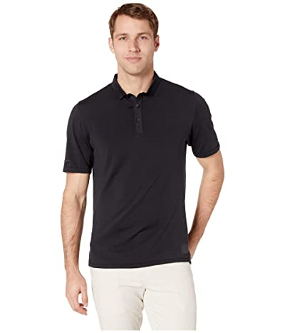 adidas Golf Adicross Primeknit Polo (Black) Men