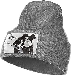 Caoxu Bruce Springsteen E Street Band Golf Cap Knitting Hat Warm Winter Knit Hat