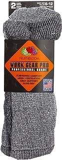 Work Gear PRO Crew Sock 2 Pairs