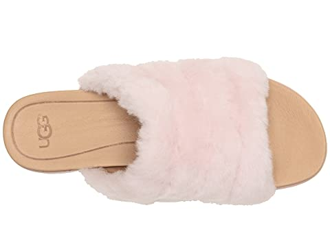 Sí Ugg Sandalia Rosa Blackseashell Exclusivo Pelusa ARwpWqfP