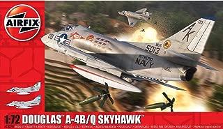 Airfix Douglas A-4B/Q Skyhawk 1:72 Vietnam War Military Aviation Plastic Model Kit A03029A