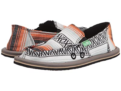 Sanuk Kids Lil Donny Funk (Little Kid/Big Kid) (Multi Baja Blanket) Kid
