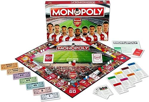 ahorra hasta un 50% Arsenal F.C. F.C. F.C. 17 18 Football Club Monopoly  tienda de venta