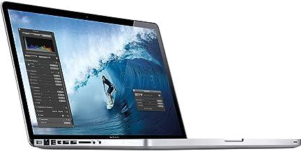 Apple MacBook Pro 15.4in MD318LL/A Intel Core i7-2675QM 2.2GHz, 4GB RAM, 750GB HDD - Silver (Renewed)