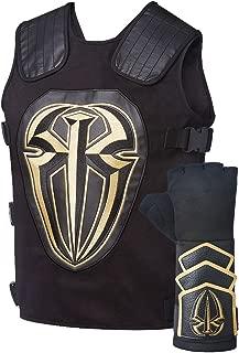 Roman Reigns Tactical Replica Vest Superman Punch Glove Costume