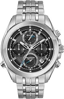 Bulova - Reloj Cronógrafo para Mujer de Cuarzo con Correa en Acero Inoxidable 96B260