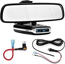 $45 » Radar Mount Mirror Mount Bracket + Direct Wire Power Cord + Micro2 Fuse Tap Escort Max Max2 (3001602)