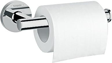 hansgrohe Logis Universele toiletrolhouder (badkameraccessoires, zonder afdekking) chroom