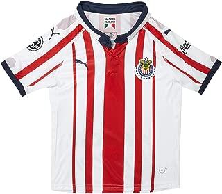 PUMA Chivas Home Kids (Boys) Soccer Jersey 2018-19