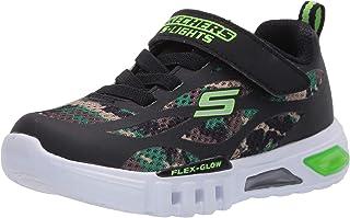 Skechers Kids' Flex-Glow-Rondler Sneaker