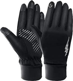 DmgicPro Winter Gloves Touchscreen Anti-slip for Cycling Running Driving Men Women