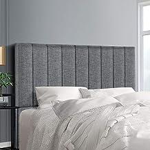 Artiss Double Size Fabric Upholstery Headboard, Grey