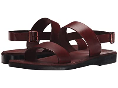 Jerusalem Sandals Golan Mens (Brown) Men