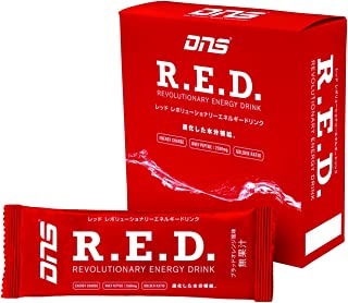 DNS R.E.D. レッドレボリューショナリーエネルギードリンク R.E.D. REVOLUTIONARY ENERGY DRINK 16g×10(500mL用) 3箱セット
