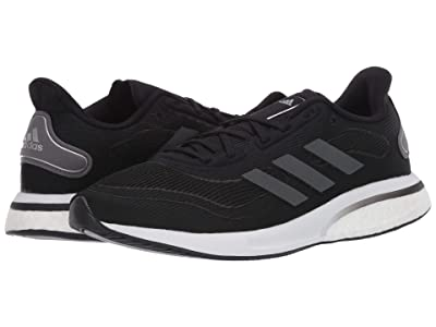adidas Running Supernova (Core Black/Grey Six/Silver Metallic) Women