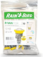 10-Pack R-Van1724 Adjustable Rotary Nozzles