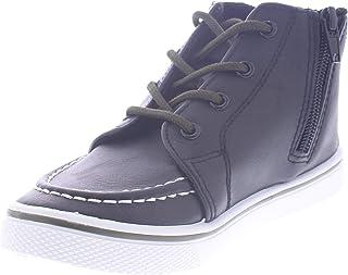 Revo Footwear Boy's High Top Sneakers,Kids Hi Tops Skate Shoes,Boys Chukka Boots,Casual Shoe