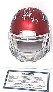 patriots blaze helmet