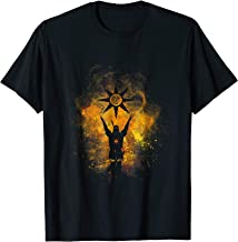 Praise The Sun Galaxy t shirt