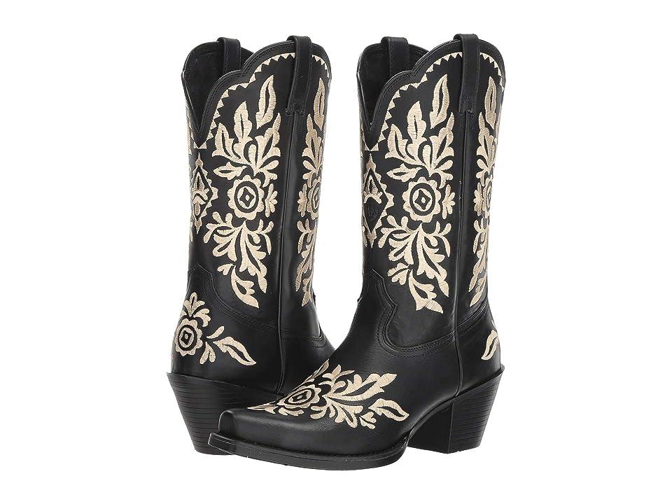 Ariat Harper (Limousine Black) Cowboy Boots