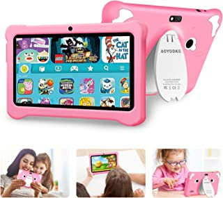 Tablet Bambini 7 Pollici ,IPS Android 10.0 Go Google Certificazione GMS , Kids Tablet con WiFi 3 GB RAM e 32 GB Rom , Dopp...