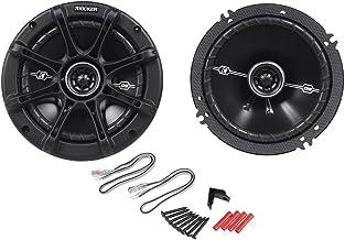 """Kicker 41DSC654 6-1/2"""" 6.5"""" D-Series 240 Watts Peak/60 Watts RMS 3-Way Car Speakers DSC65 with Thin-profile Woofers photo"""