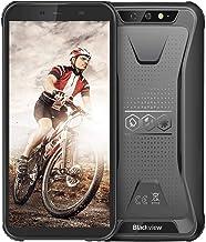 """Rugged Unlocked Cell Phones, Blackview BV5500 Plus 4G Smartphones IP68 Waterproof Drop Proof, 5.5"""" 3GB+32GB Dual SIM [Quad..."""