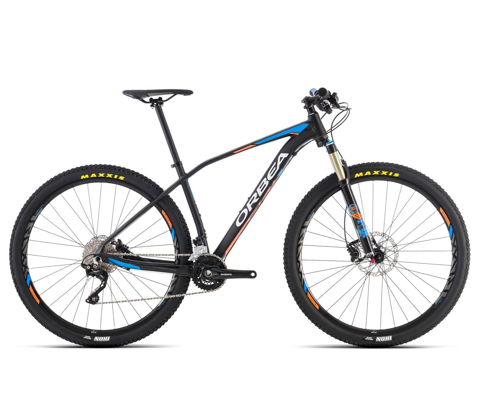 Bicicleta Montaña Orbea alma H30, 29 pulgadas, talla L, negro-azul ...