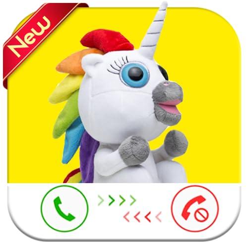 Fake Phone Call From Unicorn - Free Fake Phone Calls And Free Fake Text SMS From Unicorns ID PRO - Prank Call 2020