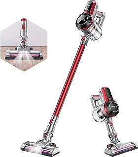 Muzili Vacuum Cleaner 20Kpa Powerful Suction Cordless Vacuum Cleaner 3 in 1 Handheld Cleaner with LED Motorized Brush Ligh...